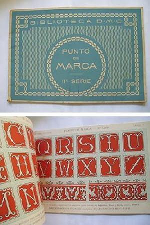 PUNTO DE MARCA. II ª Serie: BIBLIOTECA D.M.C.