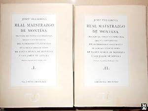 REAL MAESTRAZGO DE MONTESA: VILLARROYA Josep