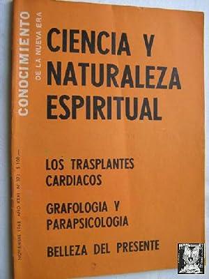 CONOCIMIENTO DE LA NUEVA ERA. Nº 371. 1968. Ciencia y naturaleza espiritual: Sin autor