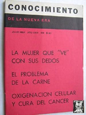 CONOCIMIENTO DE LA NUEVA ERA. N 319. 1964. La mujer ve con sus dedos.: Sin autor