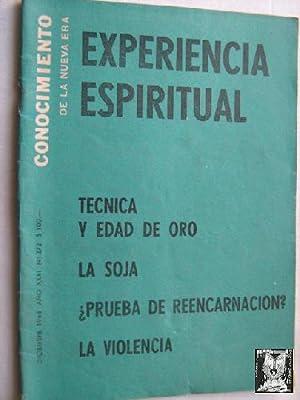 CONOCIMIENTO DE LA NUEVA ERA. N 372. 1968. Experiencia espiritual: Sin autor