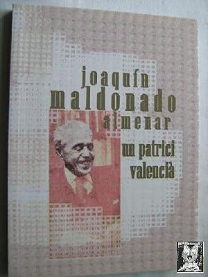 JOAQUÍN MALDONADO ALMENAR. UN PATRICI VALENCIÀ: AAVV