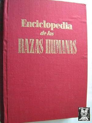 ENCICLOPEDIA DE LAS RAZAS HUMANAS: PANYELLA, Augusto