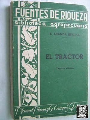 EL TRACTOR: ARANDA HEREDIA, E.