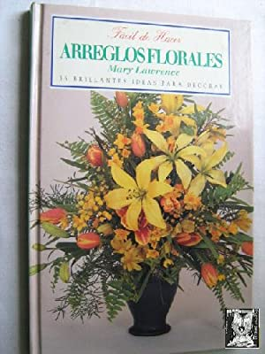 ARREGLOS FLORALES: LAWRENCE, Mary