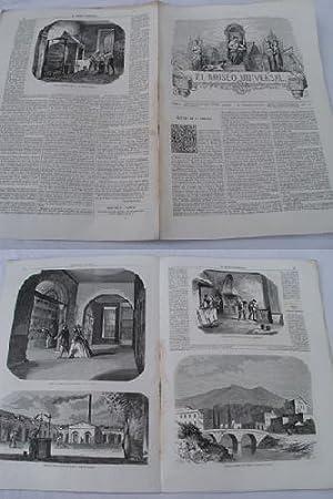 EL MUSEO UNIVERSAL. 28 junio 1863. Núm.26, año VII.: GASPAR D.J. (Director)