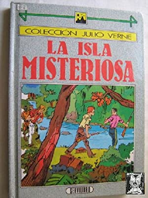 LA ISLA MISTERIOSA: VERNE, Julio