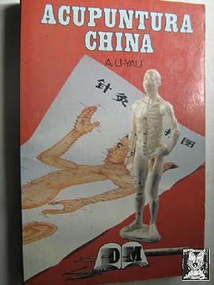 ACUPUNTURA CHINA: A. LI-YAU