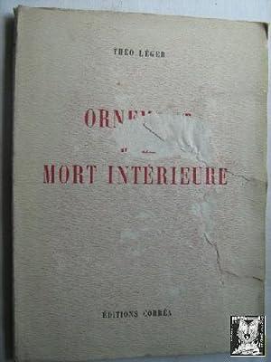 ORNEMENT DE LA MORT INTÉRIEURE: LÉGER, Théo