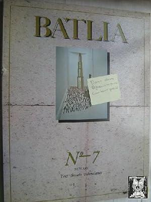 BATLIA. Nº 7: Sin autor