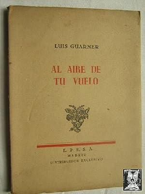 AL AIRE DE TU VUELO: GUARNER, Luis