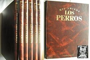MIS AMIGOS LOS PERROS (6 volúmenes): Sin autor