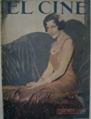 EL CINE. Semanario cinematográfico nacional. Enero 1931: PEREZ DE LA FUENTE J. (director)
