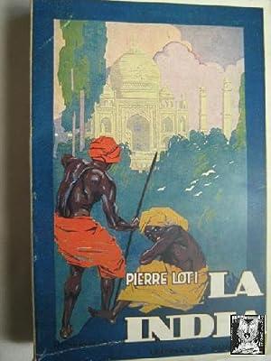 LA INDIA: LOTI, Pierre