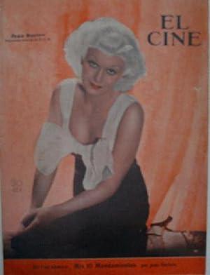 EL CINE. Semanario cinematográfico nacional. Diciembre 1934: PEREZ DE LA FUENTE J. (director...