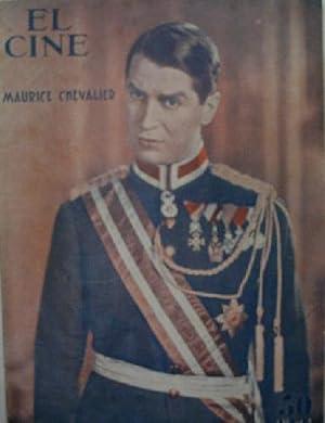 EL CINE. Semanario cinematográfico nacional. Febrero 1932: PEREZ DE LA FUENTE J.
