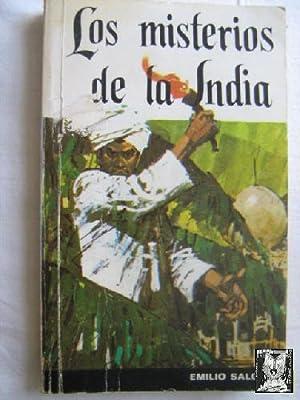 LOS MISTERIOS DE LA INDIA: SALGARI, Emilio