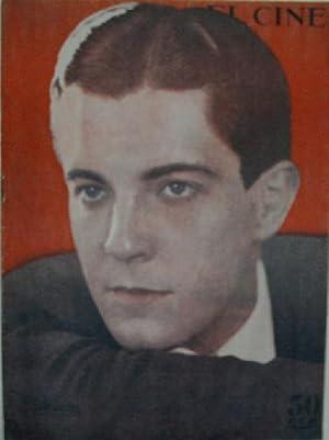 EL CINE. Semanario cinematográfico nacional. Agosto 1930: PEREZ DE LA FUENTE J. (director)