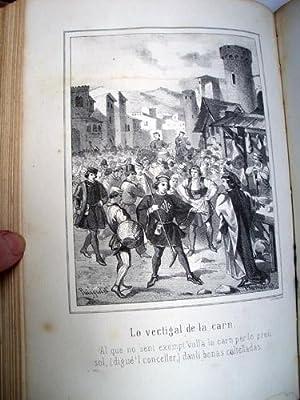 LA ORFANETA DE MENARGUES O CATALUNYA AGONISANT: BOFARULL, Antoni