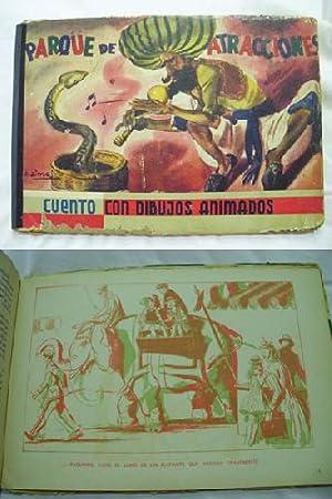 PARQUE DE ATRACCIONES: MAYO Pilo, ALBISTUR (Ilustraciones)