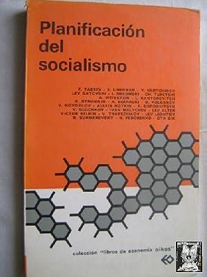 PLANIFICACIÓN DEL SOCIALISMO: AAVV