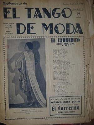 EL CARRERITO (CHICHE, MORO, ZAINO). Letra de ALBERTO VACAREZZA y música de RAÚL DE ...