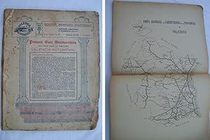 PRIMERA GUIA AUTOMOVILÍSTICA. 1931: VALENCIA AUTOMÓVIL
