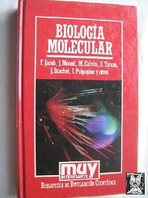 BIOLOGÍA MOLECULAR: Varios autores