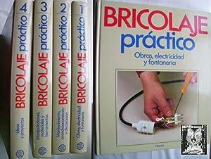BRICOLAJE PRÁCTICO (4 volúmenes): Sin autor