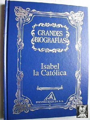 ISABEL LA CATÓLICA: PENELLA, Carmen