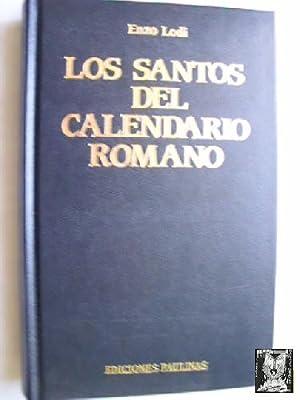 LOS SANTOS DEL CALENDARIO ROMANO: LODI, Enzo