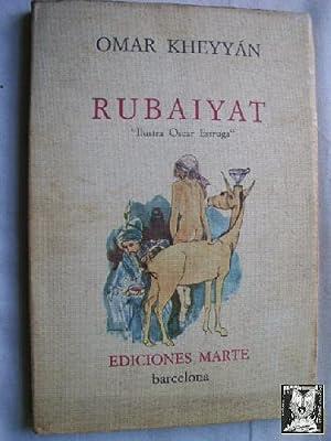 RUBAIYAT: KHEYY�N, Omar