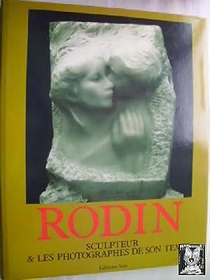 RODIN. SCULPTURES & LES PHOTOGRAPHES DE SON TEMPS: PINET, Hélène