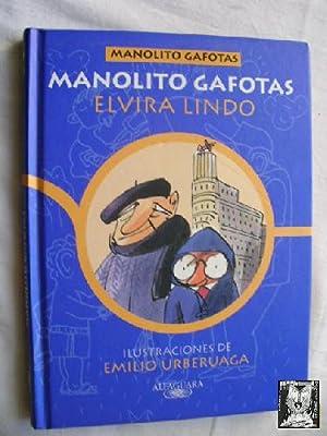 MANOLITO GAFOTAS: LINDO, Elvira