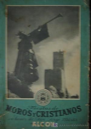 PROGRAMA DE FIESTAS DE MOROS Y CRISTIANOS EN HONOR DE SAN JORGE MARTIR. ALCOY mayo 1946: Sin autor