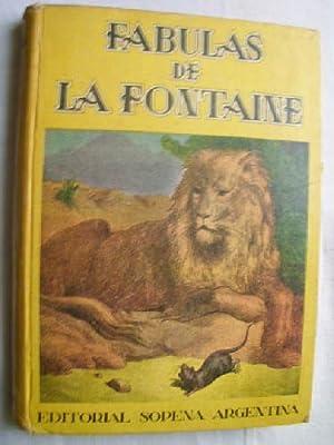FÁBULAS DE LA FONTAINE: DE LA FONTAINE, Juan