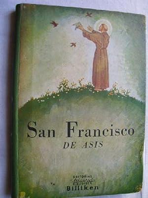 SAN FRANCISCO DE ASIS: LARRÁN DE VERE,