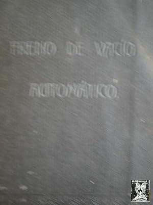 TRATADO PRACTICO SOBRE EL FRENO DE VACIO AUTOMATICO (para Trenes): Sin autor