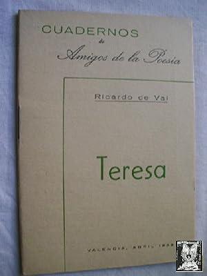 TERESA: DE VAL, Ricardo