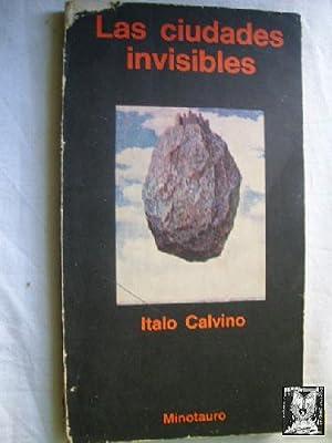 LAS CIUDADES INVISIBLES: CALVINO, Italo