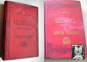 GRAMÁTICA RAZONADA HISTÓRICO-CRÍTICA DE LA LENGUA FRANCESA (2 volúmenes...