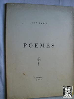 POEMES: BARAT, Joan