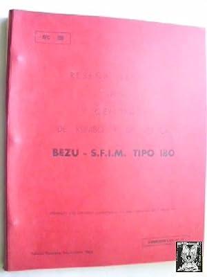 RESEÑA TÉCNICA DE LA CENTRAL DE RUMBO Y DE VERTICAL BEZU-SFIM TIPO 180: Sin autor