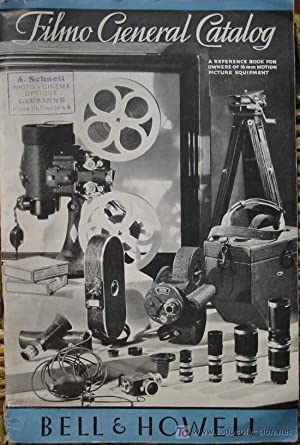 FILMO GENERL CATALOG. A reference book for owners of 16 mm motion picture equipment.