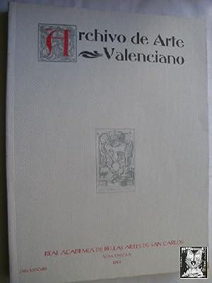 ARCHIVO DE ARTE VALENCIANO. 2002: Sin autor
