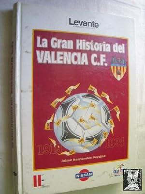 LA GRAN HISTORIA DEL VALENCIA C.F.: HERNÁNDEZ PERPIÑÁ, Jaime