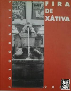 FIRA DE XATIVA. FOTOGRAFIES: Sin autor