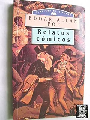 RELATOS CÓMICOS: POE, Edgar Allan
