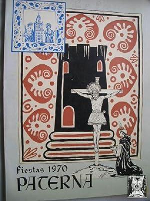 FIESTAS 1970 PATERNA: Sin autor