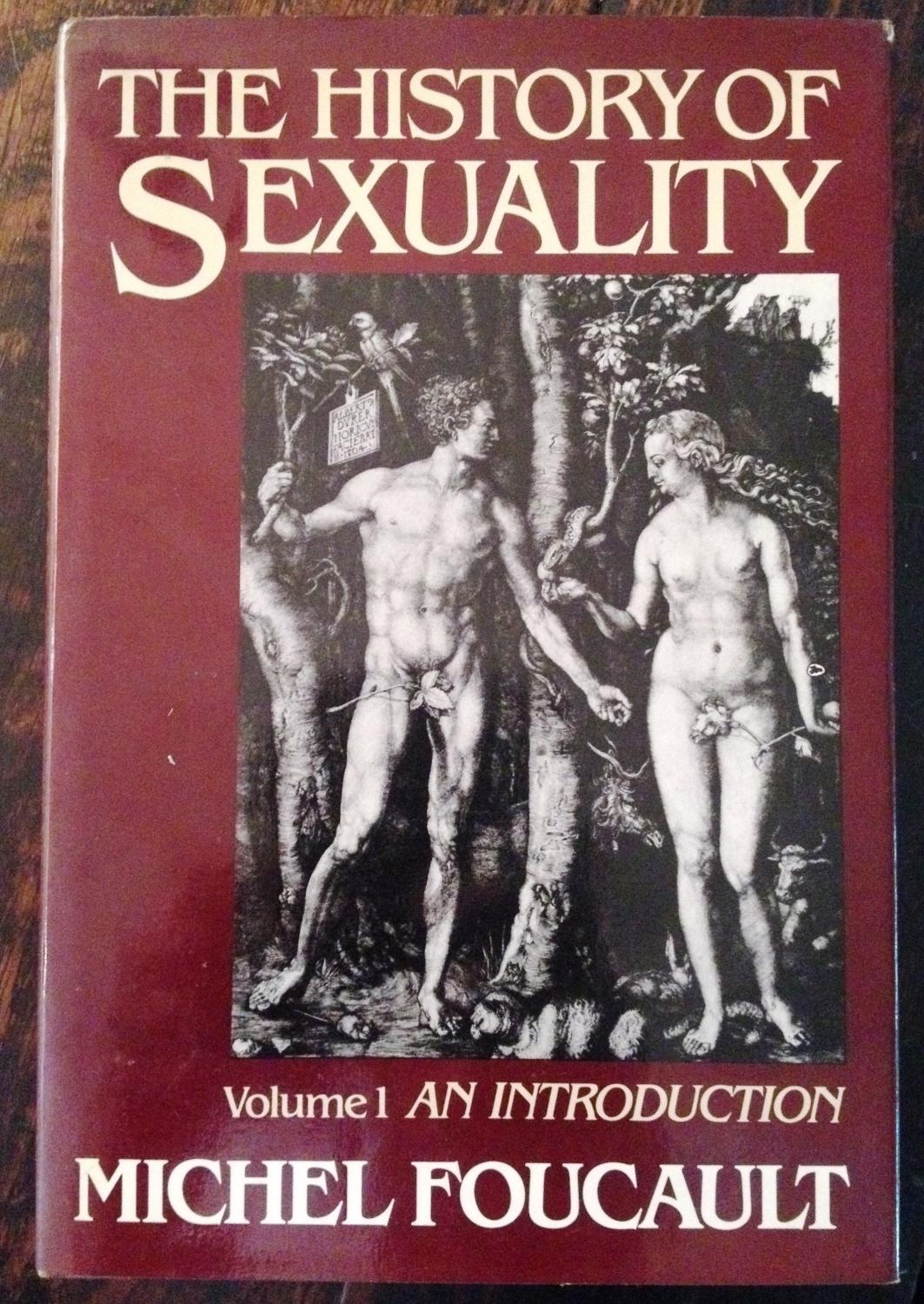 Foucault history of sexuality volume 1 1978